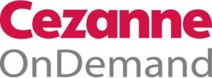 logo de cezanne on demand